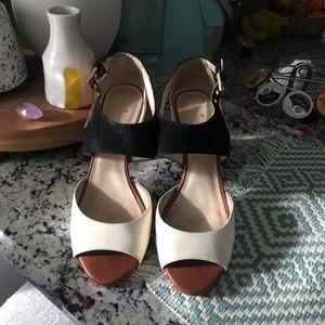 Kate Spade Leather Heels